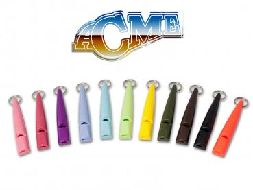 ACME Hundepfeife 211 1/2 inklusive Pfeifenband in passender Farbe
